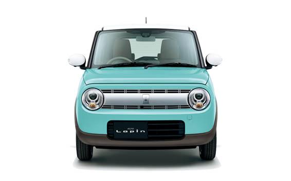 Suzuki Alto Lapin 4