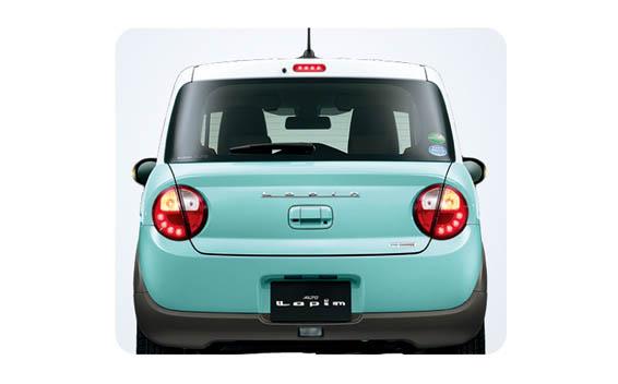 Suzuki Alto Lapin 5