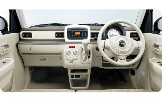 Suzuki Alto Lapin 6