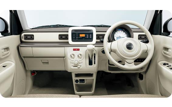 Suzuki Alto Lapin 7