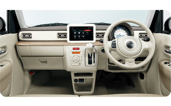 Suzuki Alto Lapin 8