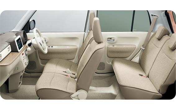 Suzuki Alto Lapin 9