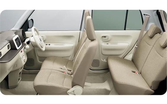 Suzuki Alto Lapin 10
