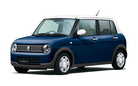 Suzuki Alto Lapin 15