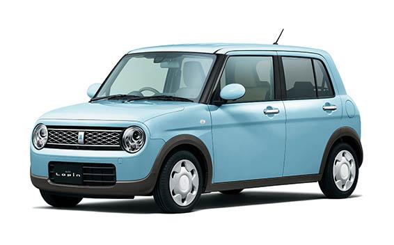 Suzuki Alto Lapin 16