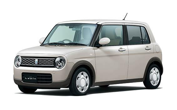 Suzuki Alto Lapin 17