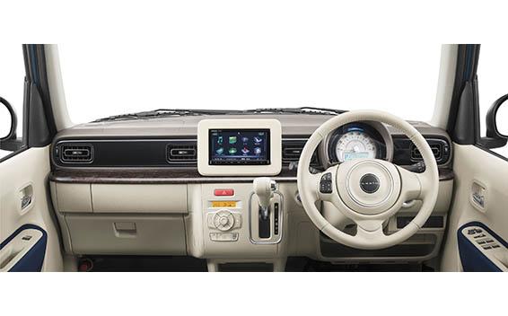 Suzuki Alto Lapin 18