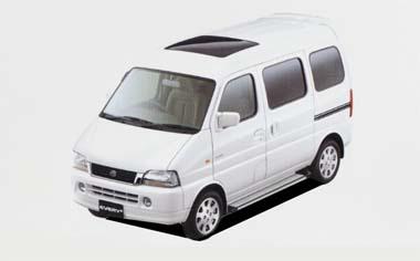 Suzuki Every Plus 1