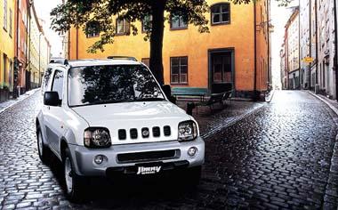 Suzuki Jimny Wide JZ 4WD MT 1.3 (1998)