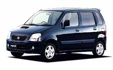 Suzuki Wagon R Plus 1