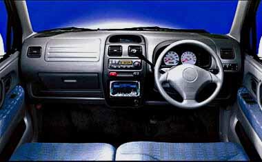 Suzuki Wagon R Plus 3