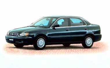 Suzuki Cultus 1