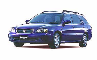 Suzuki Cultus 2