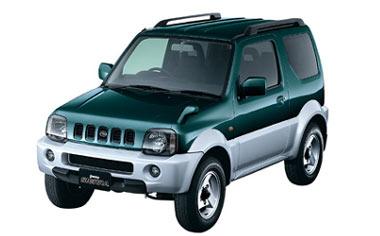 Suzuki Jimny Sierra BASE 4WD MT 1.3 (2002)