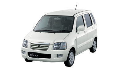 Suzuki Wagon R Solio 1.3SWT AT 1.3 (2002)