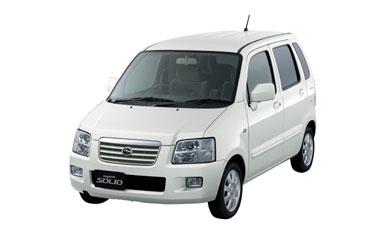 Suzuki Wagon R Solio 1