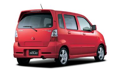 Suzuki Wagon R Solio 2