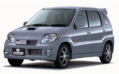 Suzuki Kei N-1 AT 0.66 (2002)