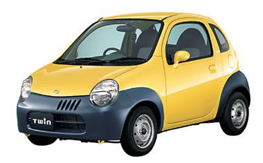 Suzuki Twin GASOLINE V AT 0.66 (2003)