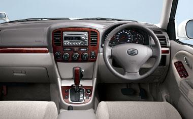 Suzuki Grand Escudo 3