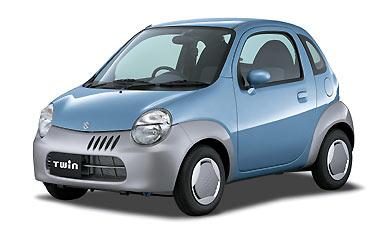 Suzuki Twin 1