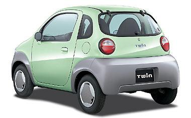 Suzuki Twin 3