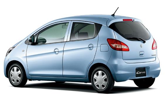 Suzuki Cervo 2
