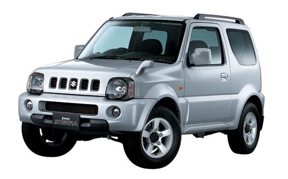 Suzuki Jimny Sierra JIMNY SIERRA 4WD AT 1.3 (2004)