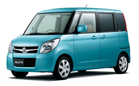 Suzuki Palette 1
