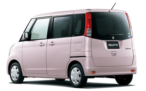 Suzuki Palette 2