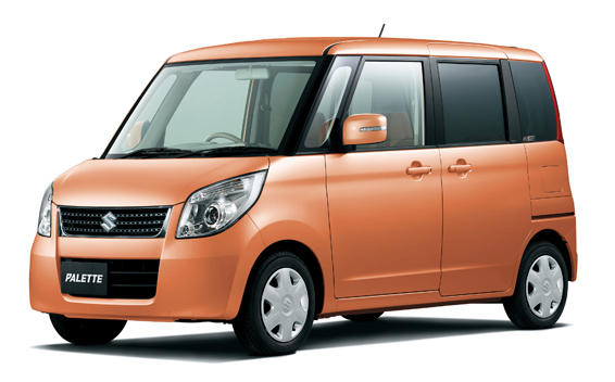 Suzuki Palette 6