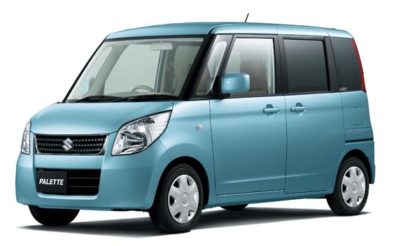 Suzuki Palette 8