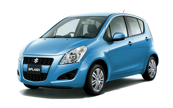Suzuki Splash 1