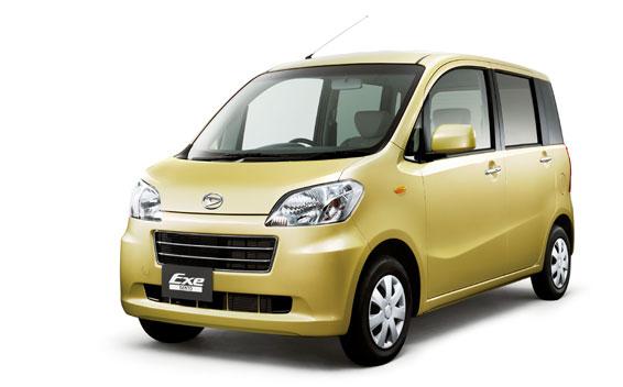 Daihatsu TANTO EXE 1