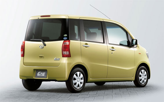 Daihatsu TANTO EXE 2