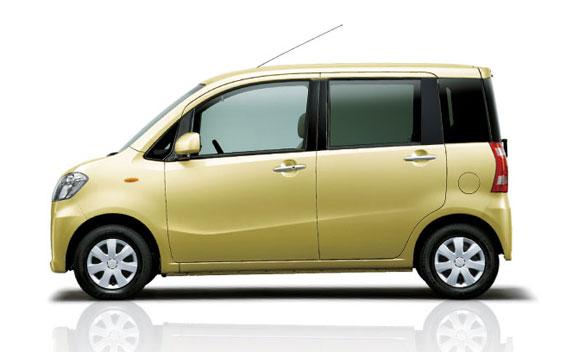 Daihatsu TANTO EXE 3