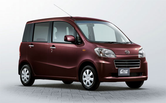 Daihatsu TANTO EXE 14