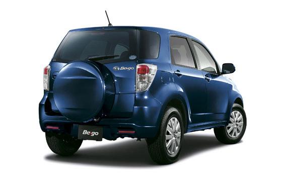 Daihatsu Be-Go 2