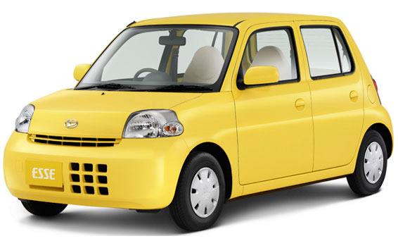Daihatsu Esse VS MEMORIAL EDITION MT 0.66 (2007)