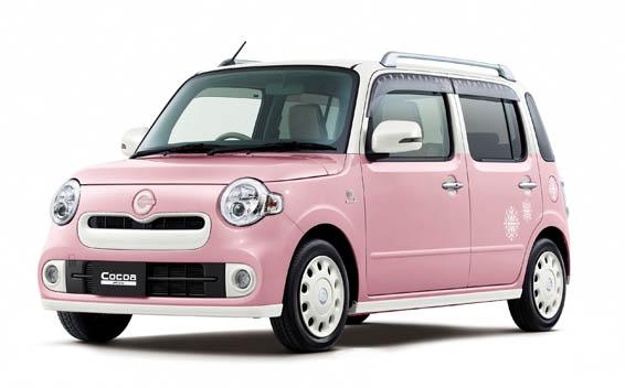 Daihatsu MIRA COCOA 1