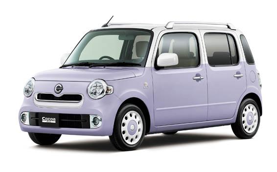 Daihatsu MIRA COCOA 2