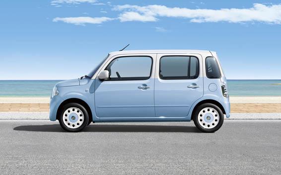 Daihatsu MIRA COCOA 17