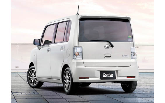 Daihatsu Move Conte 7