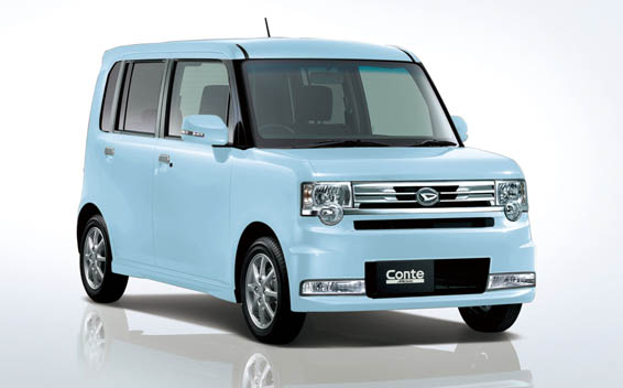 Daihatsu Move Conte Custom 1