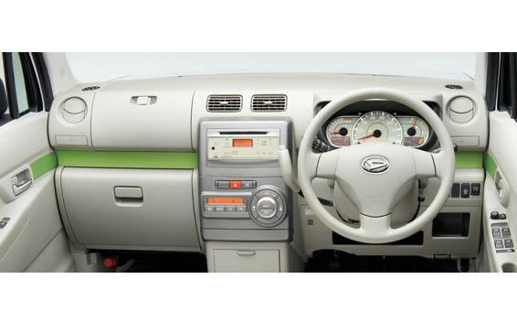 Daihatsu Move Conte Custom 2
