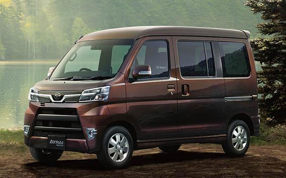 Daihatsu Atrai Wagon 1