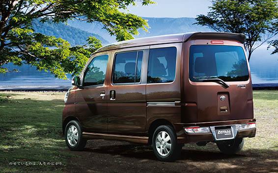 Daihatsu Atrai Wagon 2