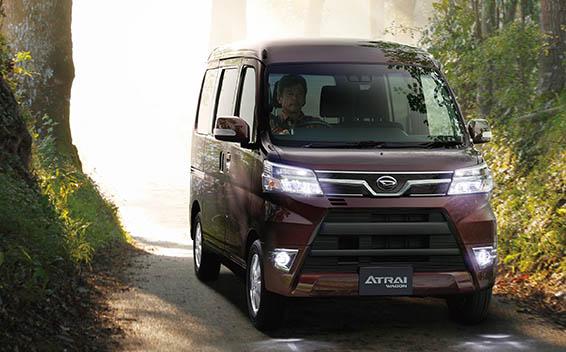 Daihatsu Atrai Wagon 4