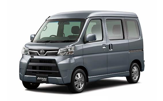 Daihatsu Atrai Wagon 25
