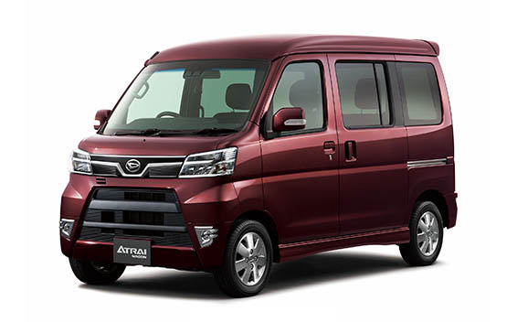 Daihatsu Atrai Wagon 28